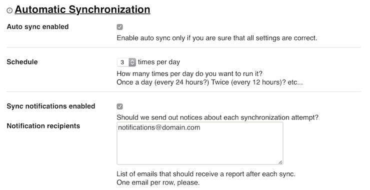 ActiveDirectory & LDAP Synchronization – MailRoute Help Center